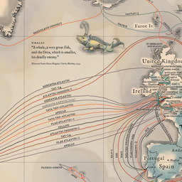 Submarine Cable Map 2015 - uMap